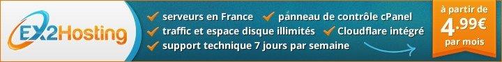 Top hébergeur de site en France