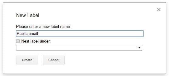 Ajouter un point à la fin de votre gmail