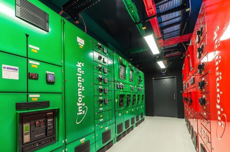 Infomaniak Data center